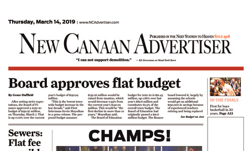 New Canaan Advertiser Retail