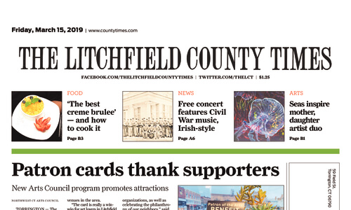 The Litchfield County Times Retail