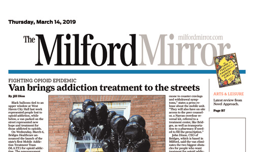 The Milford Mirror Retail